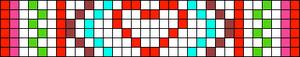 Alpha pattern #20510