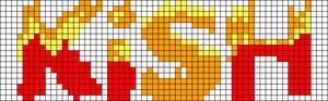 Alpha pattern #20518