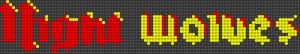 Alpha pattern #20519