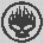 Alpha pattern #20520