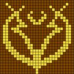 Alpha pattern #20531