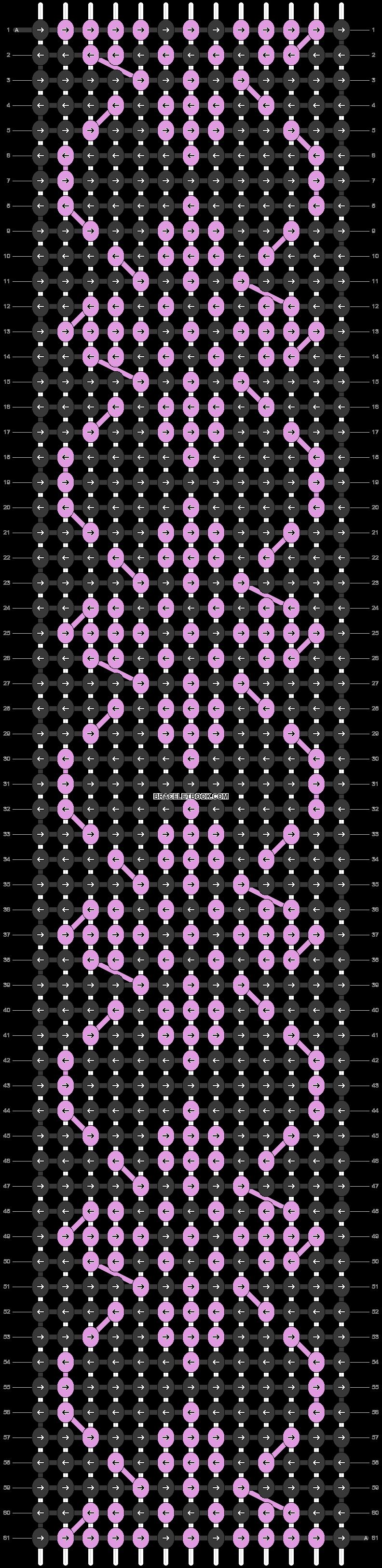 Alpha pattern #20534 pattern