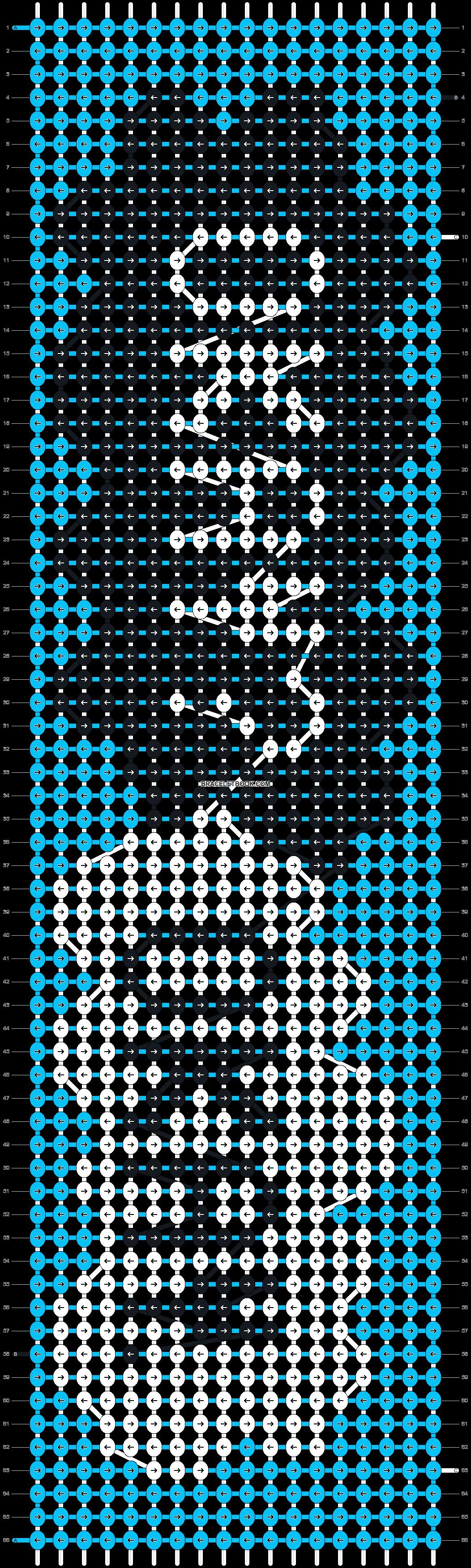 Alpha pattern #20539 pattern