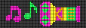 Alpha pattern #20540