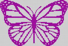 Alpha pattern #20542