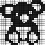 Alpha pattern #20544