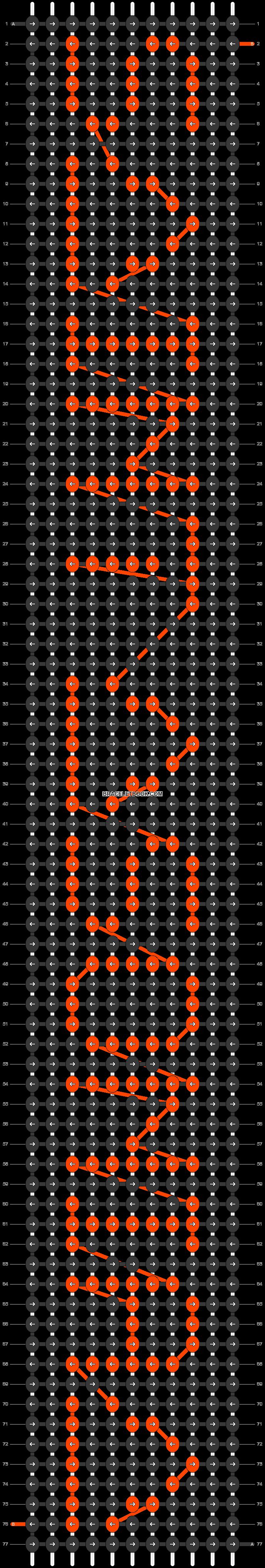 Alpha pattern #20559 pattern