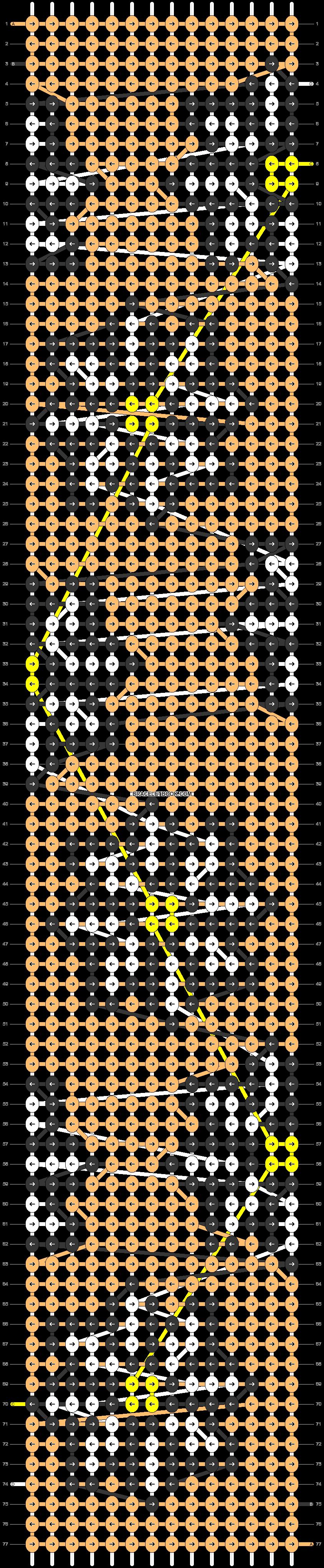 Alpha pattern #20561 pattern