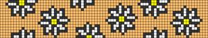 Alpha Friendship Bracelet Pattern #20561