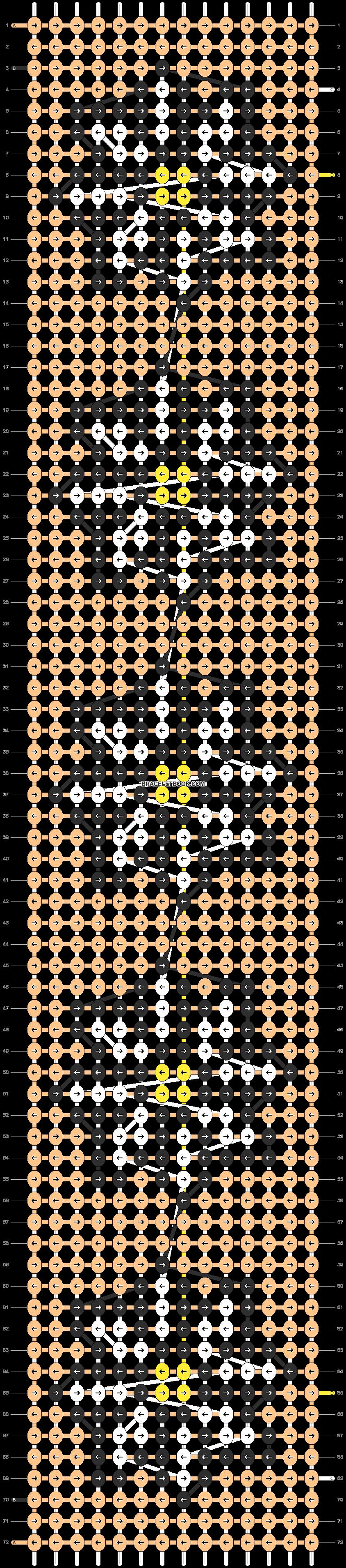 Alpha pattern #20562 pattern