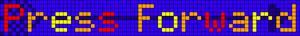 Alpha Friendship Bracelet Pattern #20568