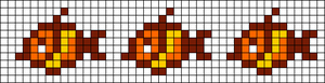 Alpha Friendship Bracelet Pattern #20578