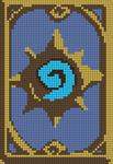 Alpha pattern #20580