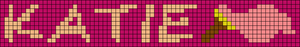 Alpha pattern #20581