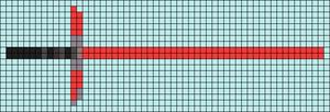 Alpha pattern #20582