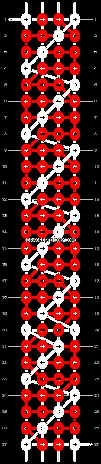 Alpha pattern #20586 pattern