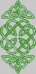 Alpha Friendship Bracelet Pattern #20587