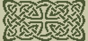 Alpha pattern #20588