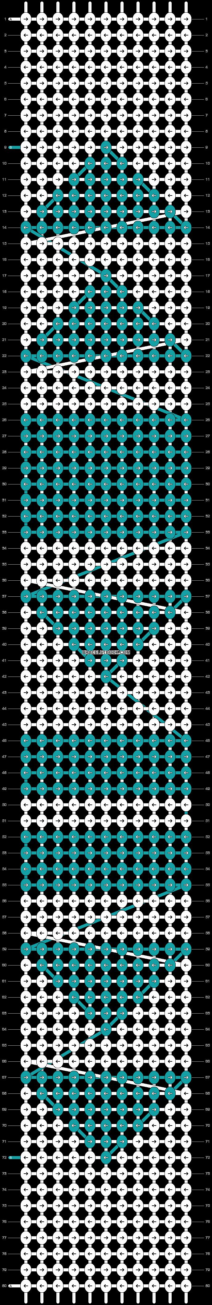 Alpha pattern #20590 pattern