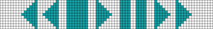 Alpha pattern #20590