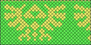 Normal Friendship Bracelet Pattern #20592