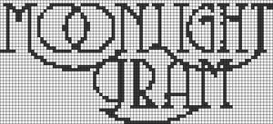 Alpha Friendship Bracelet Pattern #20610