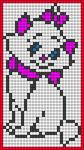 Alpha pattern #20619