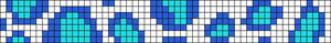 Alpha pattern #20620