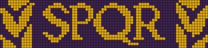 Alpha pattern #20631
