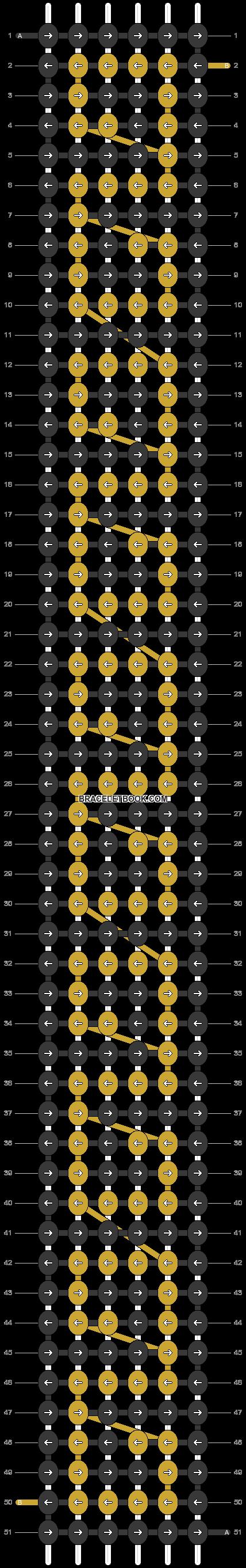 Alpha pattern #20639 pattern