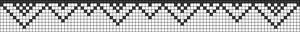 Alpha Friendship Bracelet Pattern #20641