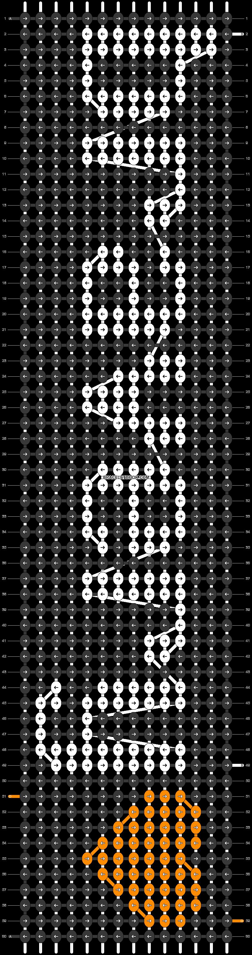 Alpha pattern #20656 pattern