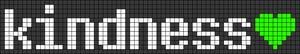 Alpha pattern #20658