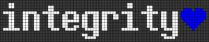 Alpha pattern #20659