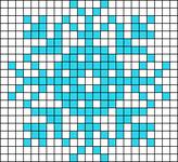 Alpha pattern #20666