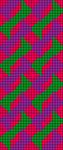 Alpha pattern #20669