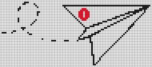 Alpha Friendship Bracelet Pattern #20676