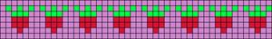 Alpha pattern #20677