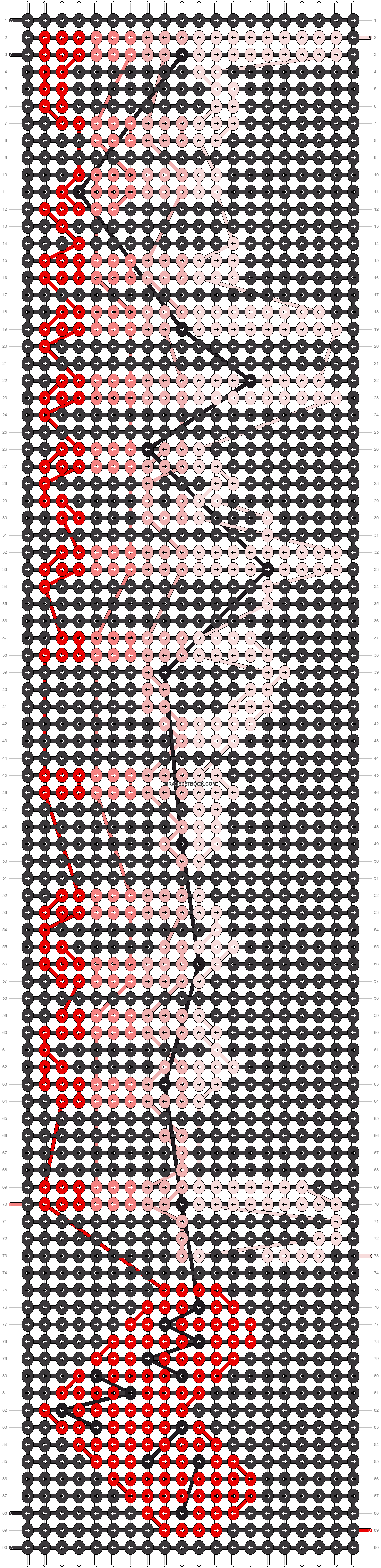 Alpha pattern #20678 pattern