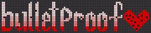 Alpha Friendship Bracelet Pattern #20678