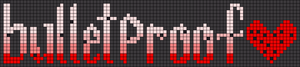 Alpha pattern #20678