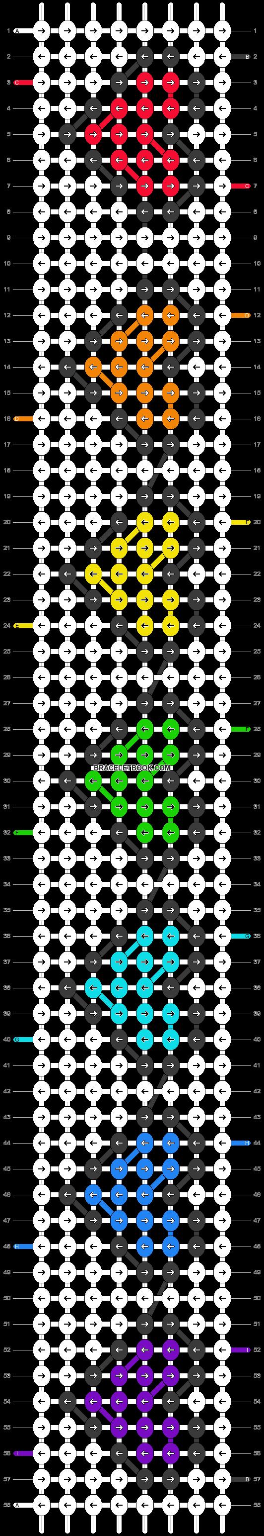 Alpha pattern #20679 pattern