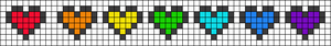 Alpha pattern #20679