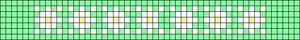 Alpha pattern #20681