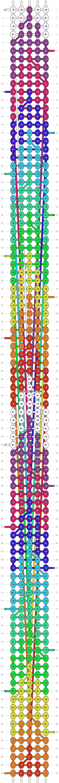 Alpha pattern #20685 pattern