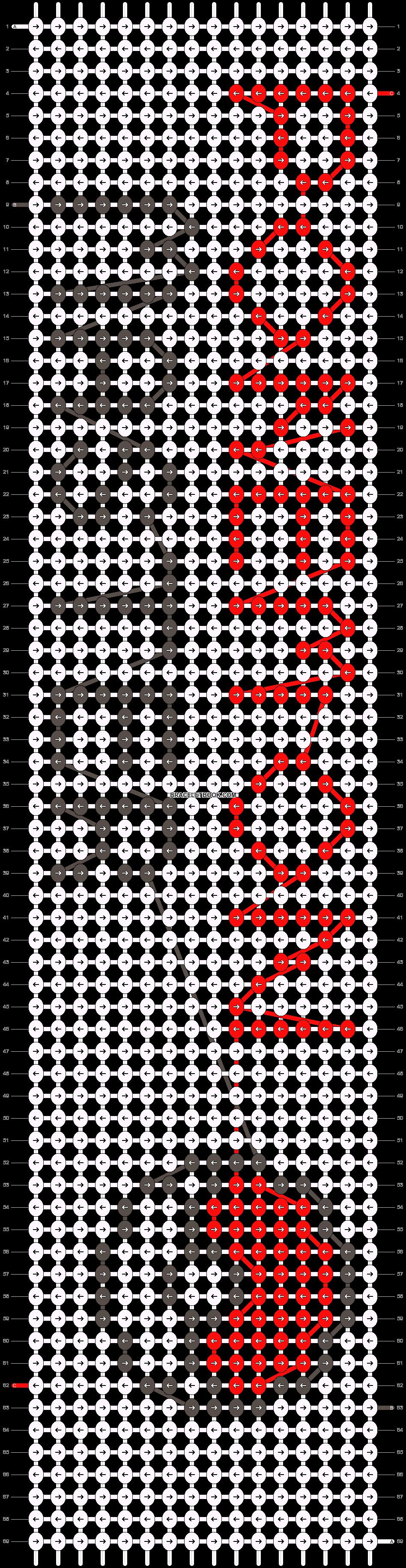 Alpha pattern #20687 pattern