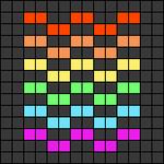 Alpha pattern #20689