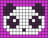Alpha pattern #20691
