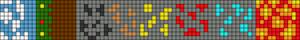 Alpha pattern #20701