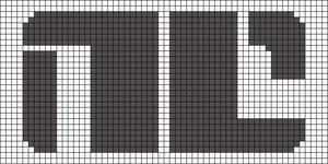 Alpha pattern #20706